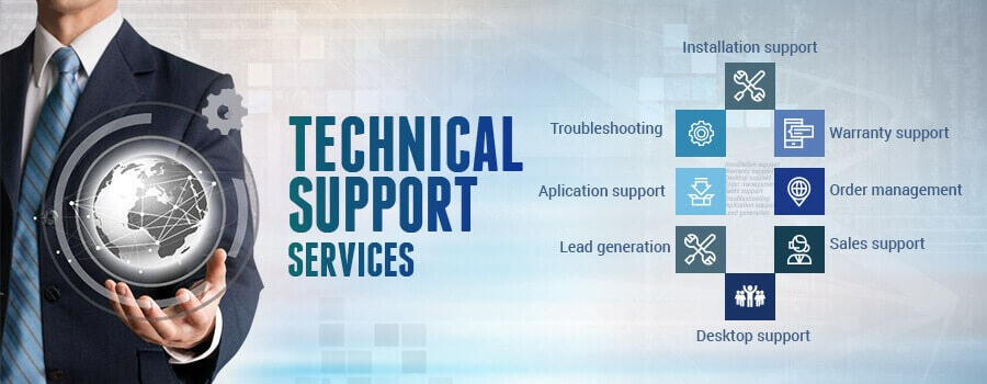 Technical Support  U0026 It Helpdesk Outsourcing Services